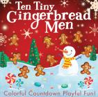 Ten Tiny Gingerbread Men Cover Image