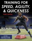 Training for Speed, Agility, and Quickness Cover Image