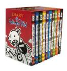 Diary of a Wimpy Kid Box of Books (Books 1-10) Cover Image