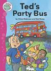 Ted's Party Bus (Tadpoles) Cover Image