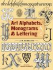 Art Alphabets, Monograms, and Lettering Cover Image