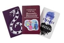 Beetlejuice Pocket Notebook Collection (Set of 3) (80's Classics) Cover Image