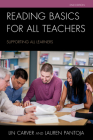 Reading Basics for All Teachers: Supporting All Learners Cover Image