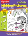 Wildlife Puzzles (Highlights(TM) Hidden Pictures®) Cover Image