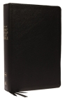 NKJV, Spirit-Filled Life Bible, Third Edition, Genuine Leather, Black, Red Letter Edition, Comfort Print, Comfort Print: Kingdom Equipping Through the Cover Image