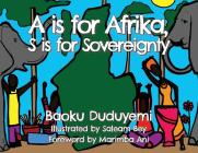 A is for Afrika, S is for Sovereignty Cover Image