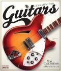 Guitars Wall Calendar 2016 Cover Image