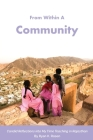 From Within A Community: Candid Reflections into My Time Teaching in Rajasthan Cover Image