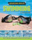Swimming. by Clive Gifford (Sporting Skills) Cover Image