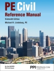 PPI PE Civil Reference Manual, 16th Edition – Comprehensive Reference Manual for the NCEES PE Civil Exam Cover Image