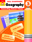 Skill Sharpeners Geography, Grade 3 Cover Image