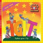 Polish Tgit, Thank Goodness It's T-Ball Day in Polish: Children's Baseball Book for Ages 3-7 Cover Image