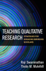 Teaching Qualitative Research: Strategies for Engaging Emerging Scholars Cover Image