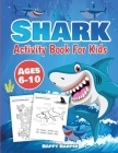 Shark Activity Book Cover Image