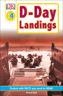 D-Day Landings: The Story of the Allied Invasion (DK Readers: Level 4) Cover Image