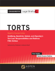 Casenote Legal Briefs for Torts, Keyed to Goldberg Sebok and Ziprusky Cover Image
