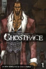 Ghostface graphic novel Cover Image