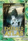 The Emerald Atlas (Books of Beginning #1) Cover Image