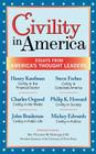 Civility in America: Essays from America's Thought Leaders Cover Image