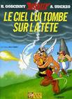 Asterix: Le Ciel Lui Tombe Sur La Tete Cover Image