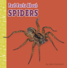 Fast Facts about Spiders Cover Image