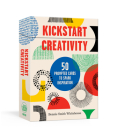 Kickstart Creativity: 50 Prompted Cards to Spark Inspiration Cover Image