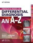 French's Index of Differential Diagnosis an A-Z 1 Cover Image
