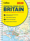 2020 Collins Essential Road Atlas Britain and Northern Ireland Cover Image