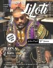Lifoti Magazine: John-Paul JP Jones Cover Issue 12 March 2021 Cover Image