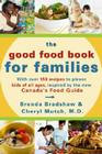The Good Food Book for Families Cover Image