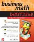 Business Math Demystified Cover Image