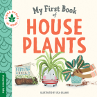 My First Book of Houseplants (Terra Babies at Home) Cover Image