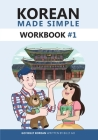 Korean Made Simple Workbook #1 Cover Image