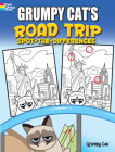 Grumpy Cat's Road Trip Spot-The-Differences Cover Image