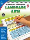 Language Arts, Grade 3 (Interactive Notebooks) Cover Image