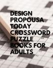 USA Today Crossword Puzzle Books For Adults: new york times easy as crossword puzzle books for adults spiral bound, spanish cross words Cover Image