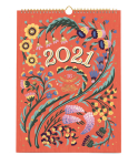 2021 Floral Typography by Jill de Haan Cover Image