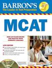Barron's MCAT with CD-ROM Cover Image