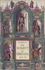 The Subject of Britain, 1603-25 Cover Image