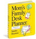 Mom's Family 2012 Desk Planner Cover Image