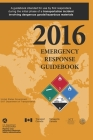 2016 Emergency Response Guidebook Cover Image