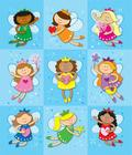 Fairies Prize Pack Stickers Cover Image