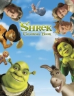Shrek Coloring Book: Perfect Christmas Gift For Kids And Adults Who Love Shrek, GREAT Cartoon Coloring Book for Any Fan with +40 HIGH QUALI Cover Image