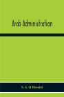 Arab Administration Cover Image