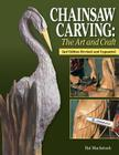 Chainsaw Carving: The Art and Craft Cover Image