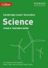 Cambridge Checkpoint Science Teacher Guide Stage 9 (Collins Cambridge Checkpoint Science) Cover Image