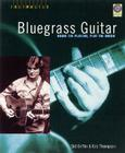 Bluegrass Guitar: Know the Players, Play the Music [With CD] Cover Image