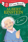 Albert Einstein: A Curious Mind (I Can Read Level 2) Cover Image