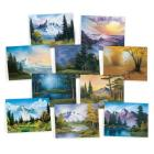 Bob Ross Notecards Cover Image
