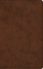 ESV Premium Gift Bible (Trutone, Brown) Cover Image